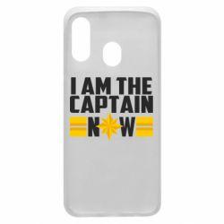 Чохол для Samsung A40 I am captain now