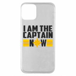 Чохол для iPhone 11 I am captain now
