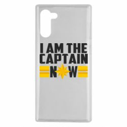Чохол для Samsung Note 10 I am captain now