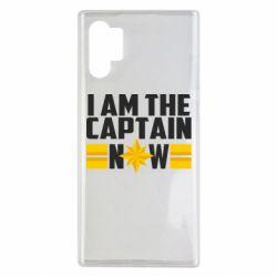 Чохол для Samsung Note 10 Plus I am captain now