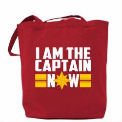Сумка I am captain now