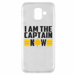Чохол для Samsung A6 2018 I am captain now