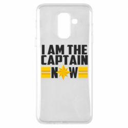 Чохол для Samsung A6+ 2018 I am captain now