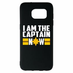 Чохол для Samsung S7 EDGE I am captain now