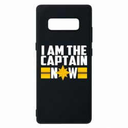 Чохол для Samsung Note 8 I am captain now