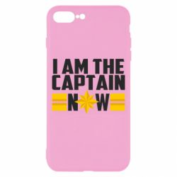 Чохол для iPhone 8 Plus I am captain now