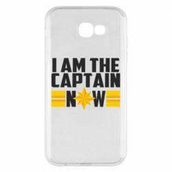 Чохол для Samsung A7 2017 I am captain now