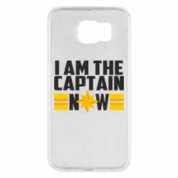 Чохол для Samsung S6 I am captain now