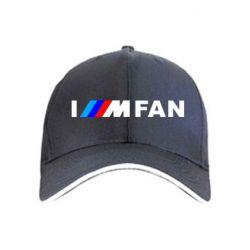 Кепка I am FAN