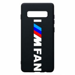 Чохол для Samsung S10+ I am FAN