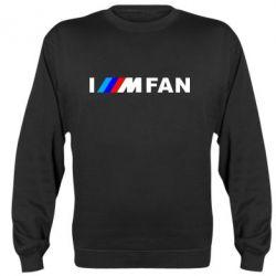 Реглан (світшот) I am FAN