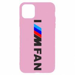 Чохол для iPhone 11 Pro I am FAN