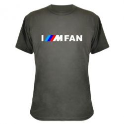Камуфляжна футболка I am FAN