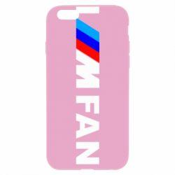 Чохол для iPhone 6/6S I am FAN