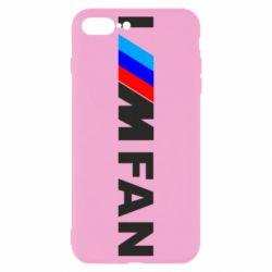 Чохол для iPhone 8 Plus I am FAN
