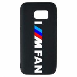 Чохол для Samsung S7 I am FAN