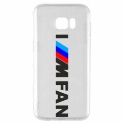 Чохол для Samsung S7 EDGE I am FAN