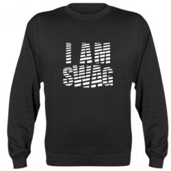 Реглан I am Swag - FatLine