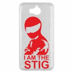 Чехол для Huawei Y5 2017 I am the Stig - FatLine
