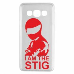 Чехол для Samsung A3 2015 I am the Stig - FatLine
