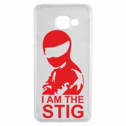 Чехол для Samsung A3 2016 I am the Stig - FatLine