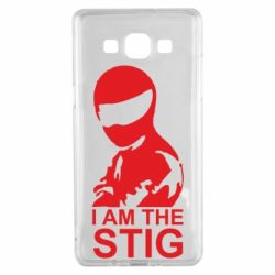 Чехол для Samsung A5 2015 I am the Stig - FatLine