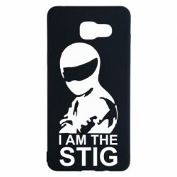 Чехол для Samsung A5 2016 I am the Stig - FatLine