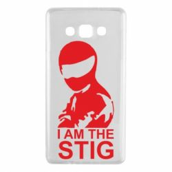 Чехол для Samsung A7 2015 I am the Stig - FatLine