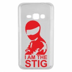 Чехол для Samsung J1 2016 I am the Stig - FatLine