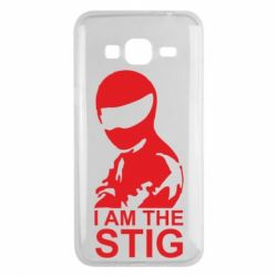 Чехол для Samsung J3 2016 I am the Stig - FatLine