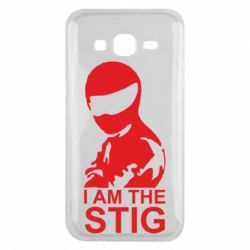 Чехол для Samsung J5 2015 I am the Stig - FatLine