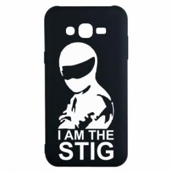 Чехол для Samsung J7 2015 I am the Stig - FatLine