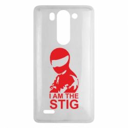Чехол для LG G3 mini/G3s I am the Stig - FatLine