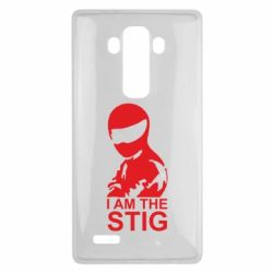 Чехол для LG G4 I am the Stig - FatLine
