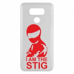 Чехол для LG G6 I am the Stig - FatLine