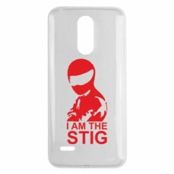 Чехол для LG K8 2017 I am the Stig - FatLine