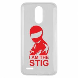 Чехол для LG K10 2017 I am the Stig - FatLine