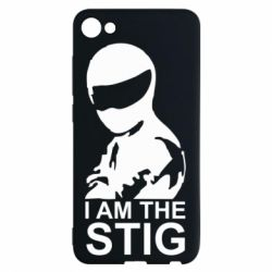 Чехол для Meizu U10 I am the Stig - FatLine