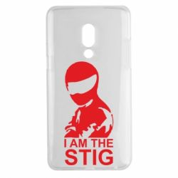 Чехол для Meizu 15 Plus I am the Stig - FatLine