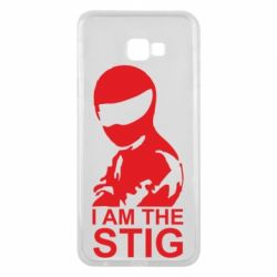 Чехол для Samsung J4 Plus 2018 I am the Stig - FatLine