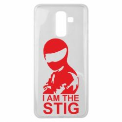 Чехол для Samsung J8 2018 I am the Stig - FatLine