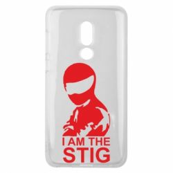 Чехол для Meizu V8 I am the Stig - FatLine
