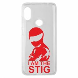 Чехол для Xiaomi Redmi Note 6 Pro I am the Stig - FatLine