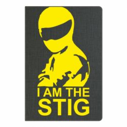 Блокнот А5 I am the Stig - FatLine