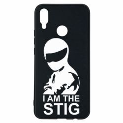 Чехол для Huawei P Smart Plus I am the Stig - FatLine