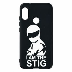 Чехол для Mi A2 Lite I am the Stig - FatLine