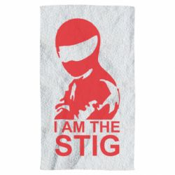 Полотенце I am the Stig - FatLine