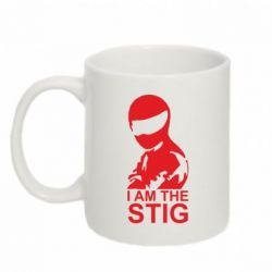Кружка 320ml I am the Stig