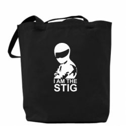 Сумка I am the Stig