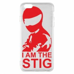 Чехол для iPhone 6 Plus/6S Plus I am the Stig - FatLine